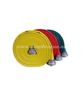 EUROFLEX TX SPECIAL FIREFIGHTING PRESSURE HOSE 52-C WITH STORZ COUPLINGS