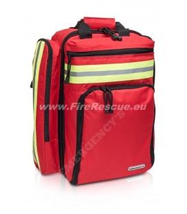 ELITE BAGS EMS NOTFALLRUCKSACK RESCUE - ROT
