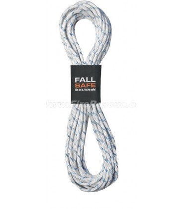 ICY WHITE STATIC ROPE 10,5 MM - 1 M