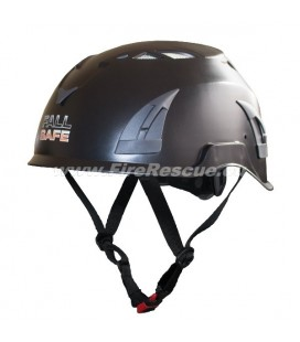 FALL SAFE ORBIT HELMET - BLACK