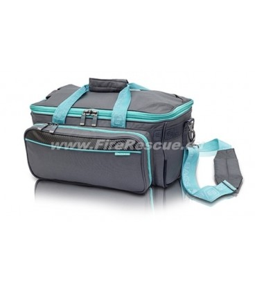 ELITE SPORT THERAPY BAG GP'S - GREY/TOUQUOISE