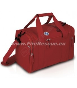 ELITE BAGS FIRST AID BAG JUMBLE'S - RED